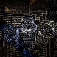 Zegarek męski Casio G-SHOCK g-shock GA-700CM-8AER - duże 4