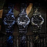 Zegarek męski Casio G-SHOCK g-shock GA-700CM-8AER - duże 6