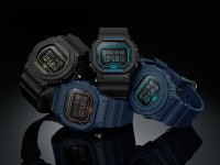 Zegarek męski Casio G-SHOCK g-shock original DW-5600BBM-2ER - duże 2