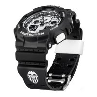 Zegarek męski Casio G-SHOCK g-shock original GA-100BWVCF-1AER - duże 2