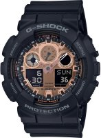 Zegarek męski Casio G-SHOCK g-shock original GA-100MMC-1AER - duże 1
