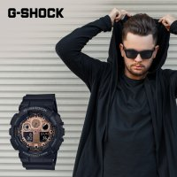 Zegarek męski Casio G-SHOCK g-shock original GA-100MMC-1AER - duże 3