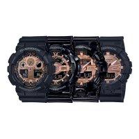 Zegarek męski Casio G-SHOCK g-shock original GA-100MMC-1AER - duże 4