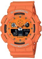 Zegarek Casio G-SHOCK GA-100RS-4AER
