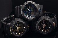 Zegarek męski Casio G-SHOCK g-shock original GA-710B-1A9ER - duże 4