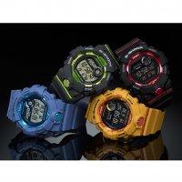 Zegarek męski Casio G-SHOCK g-shock original GBD-800-8ER - duże 2