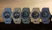 G-Shock GBD-800UC-8ER zegarek szary sportowy G-SHOCK Original pasek