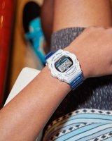 G-Shock GWX-5700SS-7ER zegarek biały sportowy G-SHOCK Original pasek