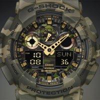 Zegarek męski Casio G-SHOCK g-shock style GA-100CM-5AER - duże 6