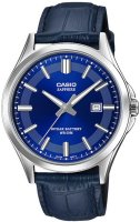 Zegarek męski Casio klasyczne MTS-100L-2AVEF - duże 1