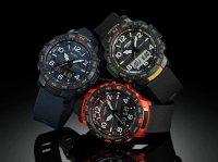 ProTrek PRT-B50-2ER zegarek niebieski sportowy ProTrek pasek