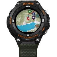 Zegarek męski Casio ProTrek protrek WSD-F20A-GNBAE - duże 2