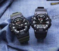 Zegarek męski Casio sportowe HDC-700-1AVEF - duże 2