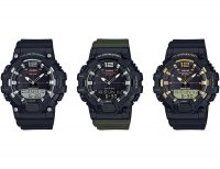 Zegarek męski Casio sportowe HDC-700-1AVEF - duże 3