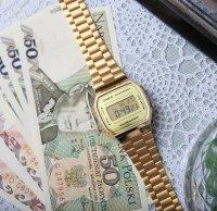 Zegarek męski Casio vintage maxi A168WEGM-9EF - duże 7
