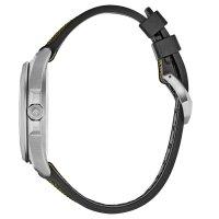 Citizen BN0211-09X zegarek srebrny klasyczny Promaster pasek