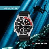 Zegarek męski Citizen promaster NY0087-13EE - duże 2