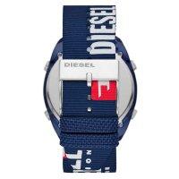 Diesel DZ1915 męski zegarek Crusher pasek