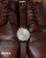 Zegarek męski Doxa challenge 215.30.021.02 - duże 5