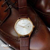 Zegarek męski Doxa challenge 215.30.021.02 - duże 6