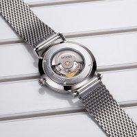 Epos 3437.132.20.16.30 zegarek srebrny klasyczny Originale bransoleta