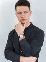 Zegarek męski Festina Chronograf F6855-1 - duże 2