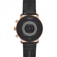 Fossil Smartwatch FTW4017 zegarek różowe złoto fashion/modowy Fossil Q pasek