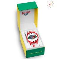 Originals V1050M1 zegarek czerwony klasyczny Originals pasek