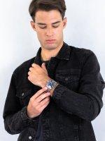 Zegarek męski klasyczny Davosa Diving 161.559.45 TERNOS PROFESSIONAL TT szkło szafirowe - duże 2