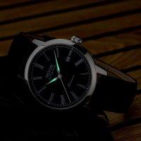 Zegarek męski klasyczny Epos Originale 3432.132.20.25.15 szkło szafirowe - duże 8
