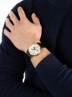 Zegarek męski klasyczny Orient Classic RA-AK0002S10B szkło szafirowe - duże 3