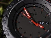 Zegarek męski klasyczny Traser P66 Tactical Mission TS-104147 P66 Red Combat szkło szafirowe - duże 8