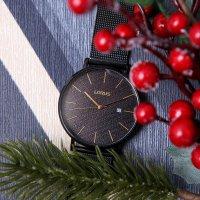 Zegarek męski Lorus klasyczne RH909LX9 - duże 5