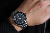 Zegarek męski Lorus klasyczne RH927KX9 - duże 3