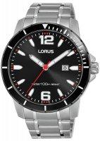 Zegarek męski Lorus klasyczne RH959JX9 - duże 1