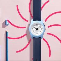 Lorus R2385MX9 zegarek niebieski klasyczny Dla dzieci pasek