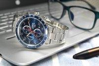 Zegarek męski Lorus sportowe RM329EX9 - duże 2
