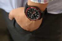Zegarek męski Lorus sportowe RT305HX9 - duże 5