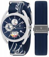 Zegarek męski Maserati Trimarano R8851132003