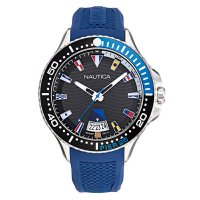 Zegarek męski Nautica pasek NAPP25F11 - duże 2