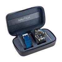 Zegarek męski Nautica pasek NAPP25F11 - duże 5