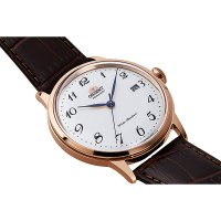 Zegarek męski Orient classic RA-AC0001S10B - duże 2