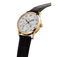 Zegarek męski Orient classic RA-AK0002S10B - duże 6