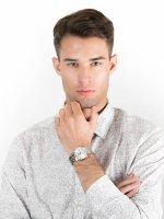 Zegarek męski Pierre Ricaud Bransoleta P91086.5153Q - duże 2