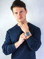 Zegarek męski Pierre Ricaud Bransoleta P97029.5115CH - duże 2