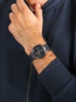 Police PL.15402JSR-03 męski zegarek Pasek pasek
