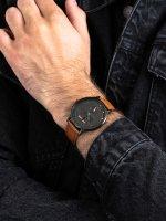 Police PL.15968JSB-39 męski zegarek Pasek pasek