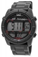 Zegarek męski QQ męskie M123-012 - duże 1