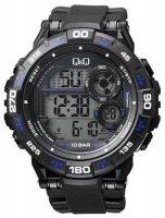Zegarek męski QQ męskie M174-003 - duże 1