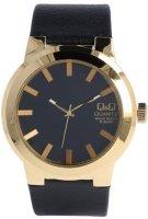 Zegarek męski QQ męskie Q740-805 - duże 1
